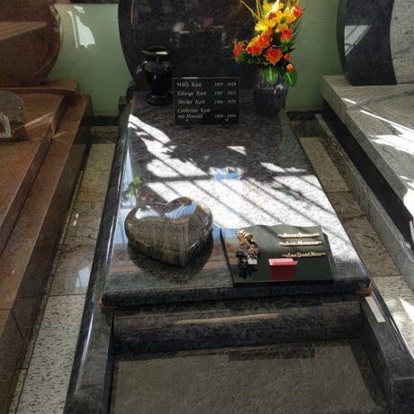 Ets Schittly Magasin 67 Bischwiller tombes