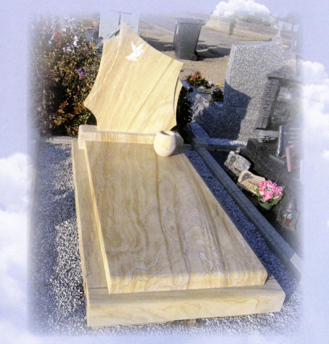 Monument simple - Ets Schittly -67 Bischwiller 2
